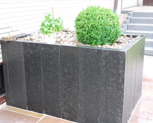 hochbeet pflanzk bel bzw pflanztrog aus edelen basaltstelen in velbert klo garten und. Black Bedroom Furniture Sets. Home Design Ideas